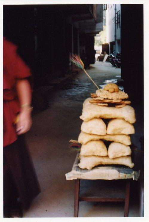 Breadsculpture