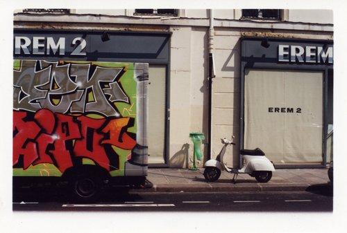 Grafittitruck